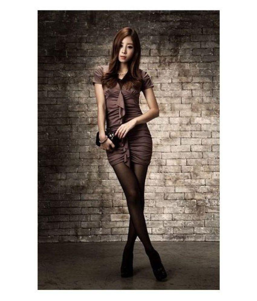 jivanis Polyester Dresses