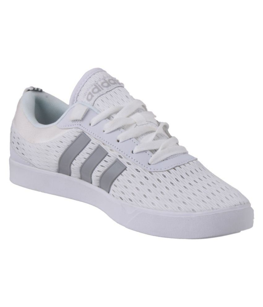 cheaper 50204 ca721 Adidas Neo 5 Sneakers White Casual Shoes - Buy Adidas Neo 5 Sneakers White  Casual Shoes Online at Best Prices in India on Snapdeal
