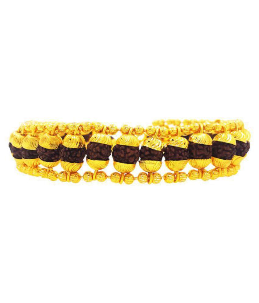 Saizen Bracelet Rudraksha Beads