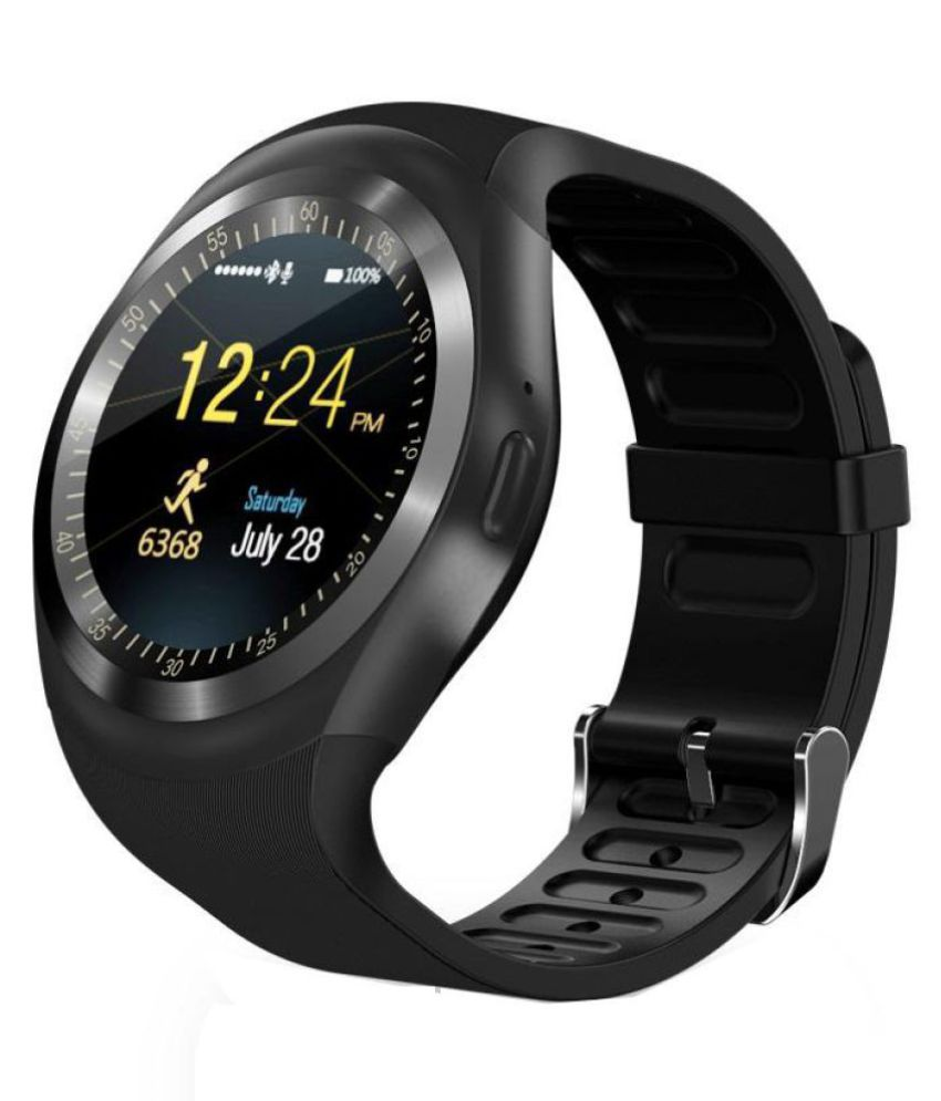 JIKRA Karbonn Aura Note 4G   Smart Watches