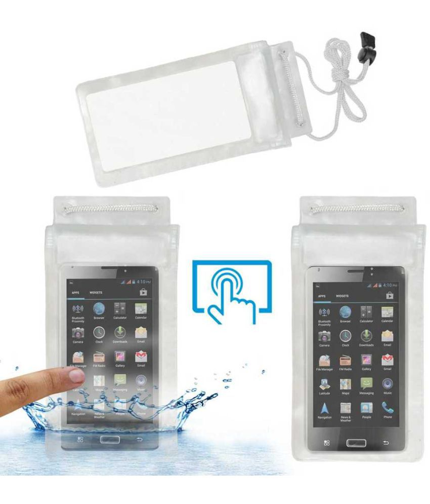 Iball Andi 5c Holster Cover by ACM - Transparent