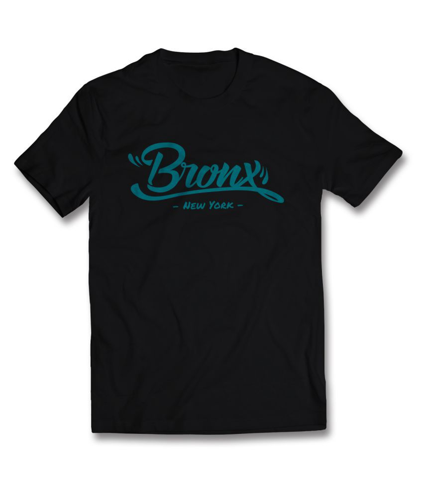 Harpy Black Round T-Shirt