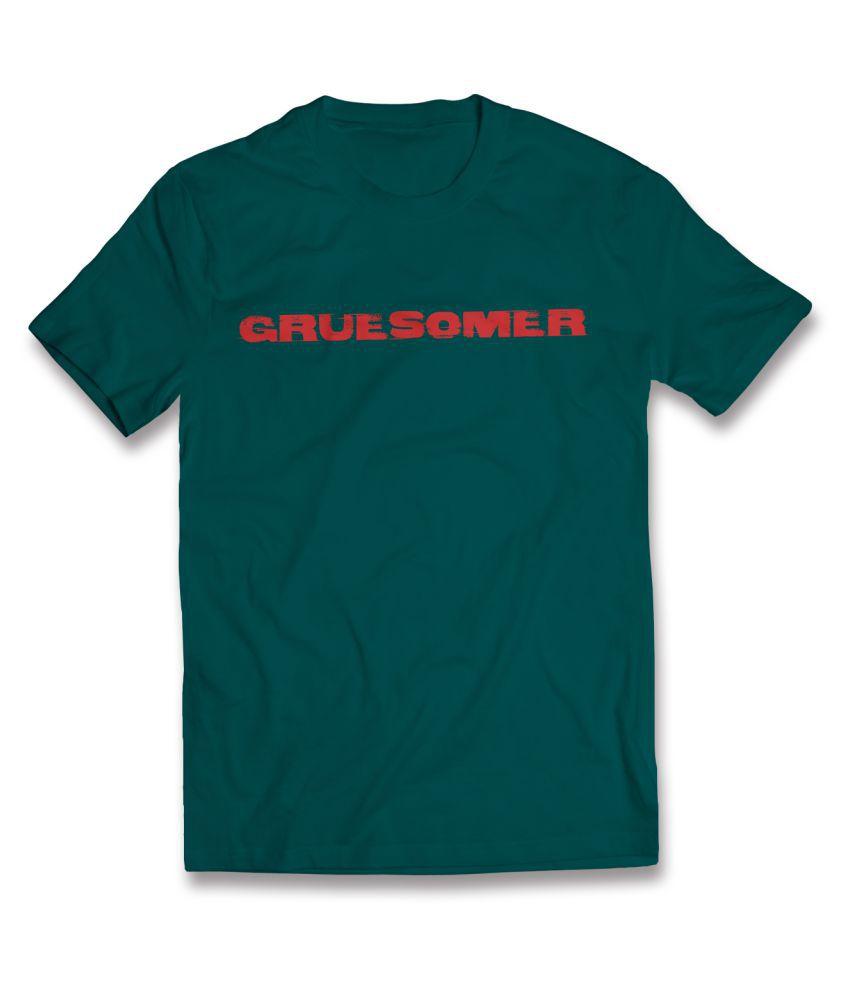 Harpy Green Round T-Shirt