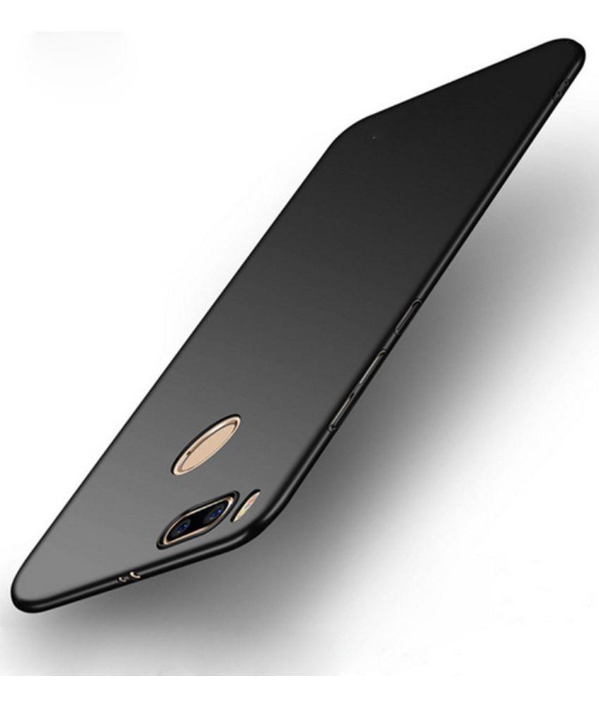 Xiaomi MI A1 Plain Cases Tidel - Black