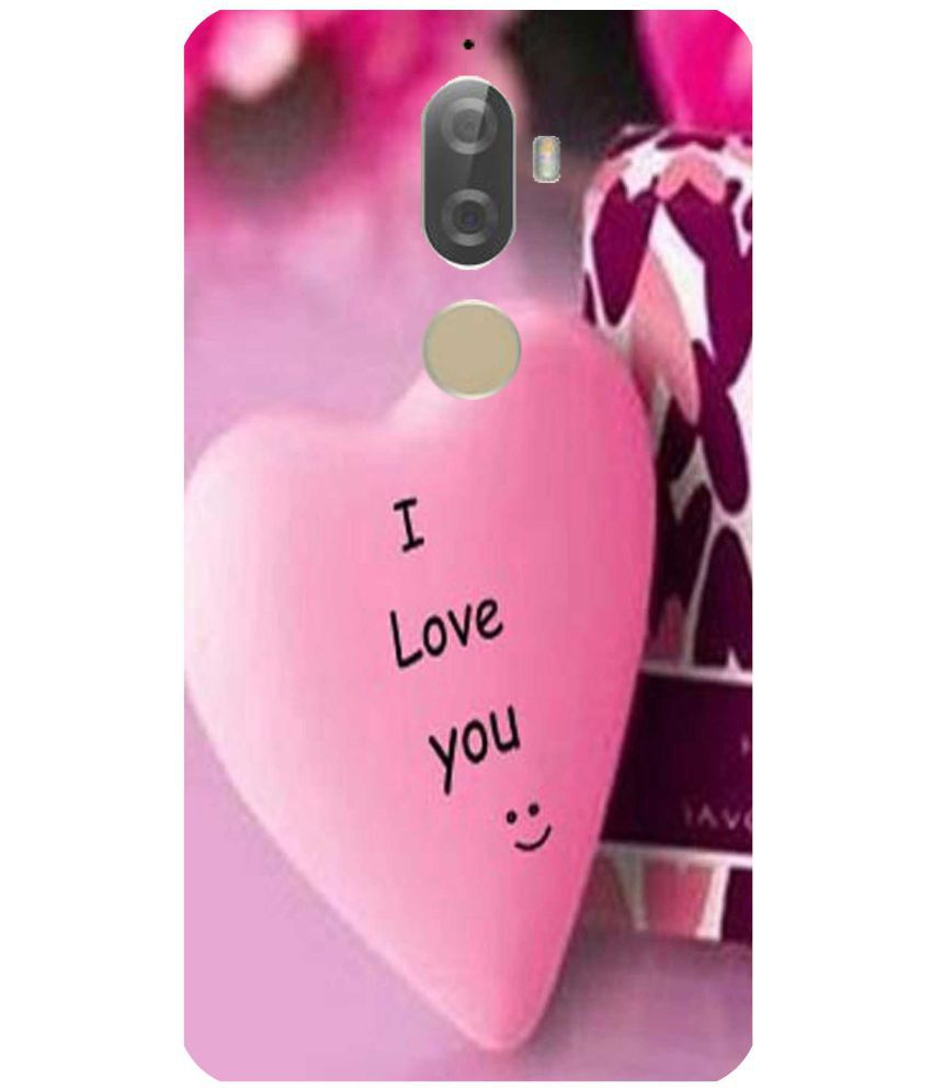 the best attitude daa17 258b0 Lenovo K8 Plus Printed Cover By Everything