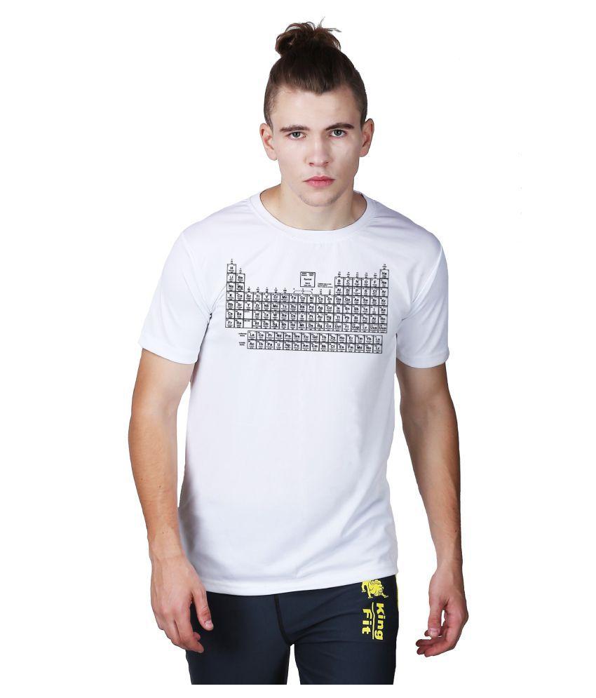 Essenze Black Round T-Shirt