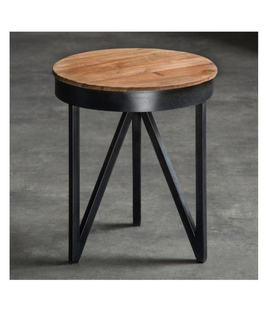 Ethnic India Art Solid Wood Table