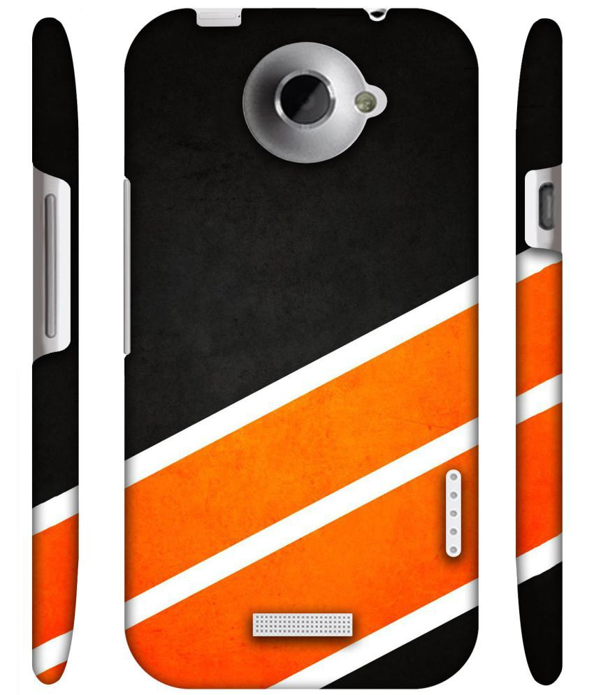 HTC One X Printed Cover By Casotec