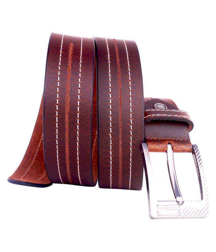 Lovekushcart Multi PU Casual Belts