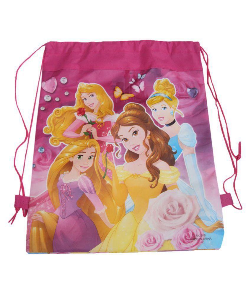 Asera 12 Pcs Princess Snowwhite Dori Bags Haversack For Birthday Party Return Gifts Theme