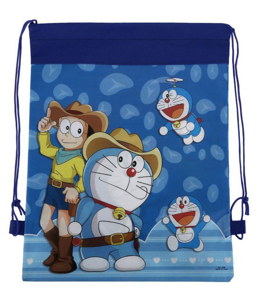 Asera Blue Doraemon Dori Bags For Kids Birthday Return Gifts Theme Party