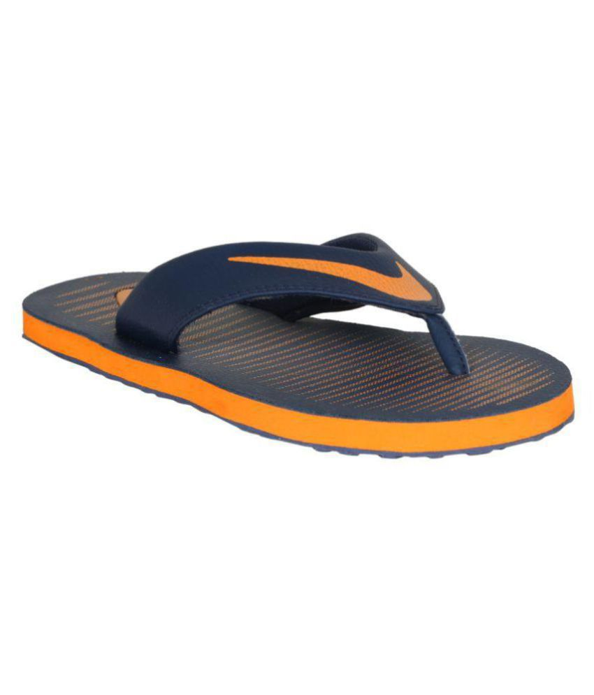b81e84b6272 Nike Nike Chroma 5 Blue Thong Flip Flop Price in India- Buy Nike Nike  Chroma 5 Blue Thong Flip Flop Online at Snapdeal