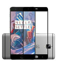 OnePlus 3 Tempered Glass Screen Guard By House Of Accessories (HoA)