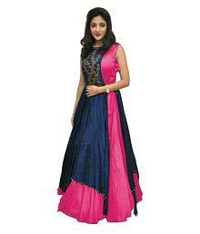 Shreenathji Enterprise Satin Gown