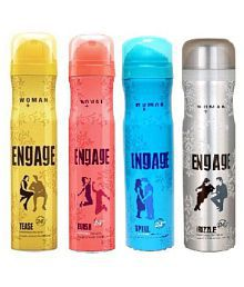 engage woman body deodrant