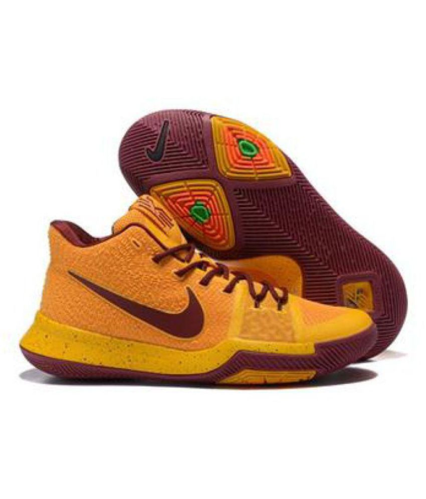 Nike KYRIE IRVING 3 BASKETBALL SHOES Running Shoes - Buy ...