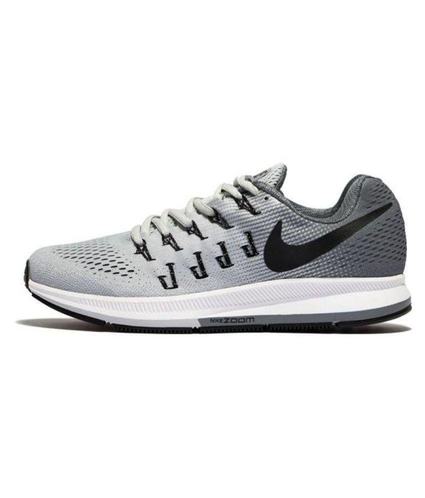 Nike AIR ZOOM PEGASUS 33 Grey Running