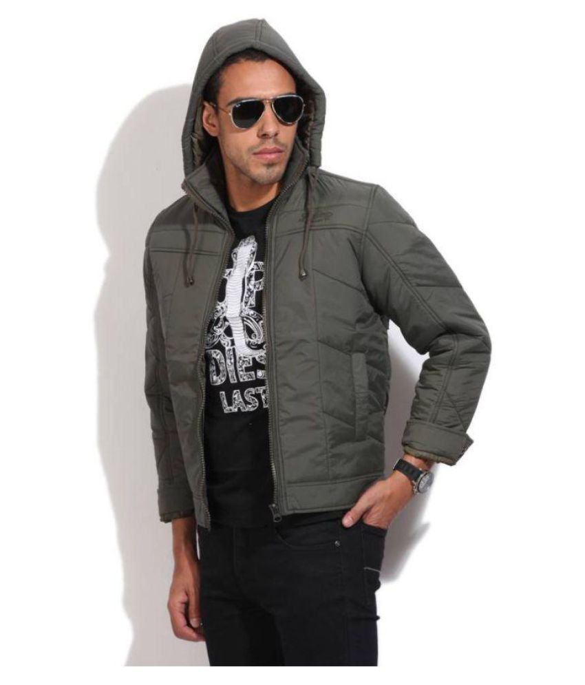 b0241670dd Fort Collins Green Puffer Jacket Fort Collins Green Puffer Jacket ...