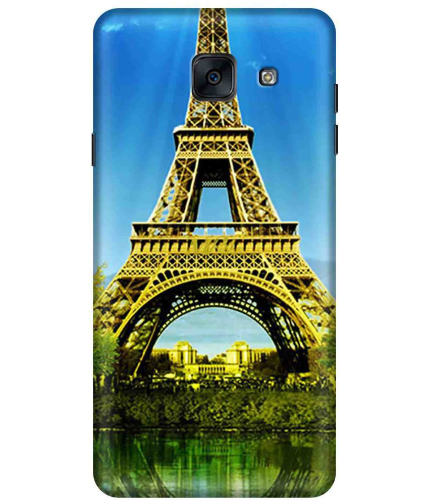 Samsung Galaxy On Max Printed Cover By SWAGMYCASE
