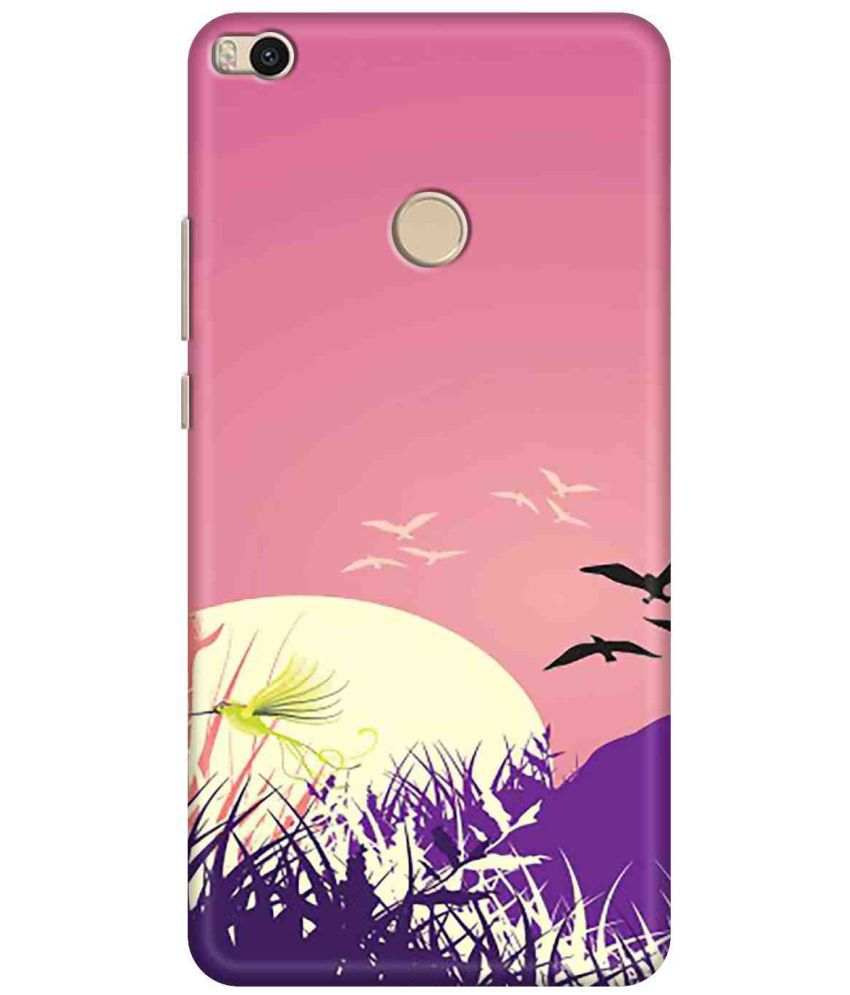 XIAOMI MI MAX 2 Printed Cover By SWAGMYCASE