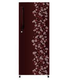 Haier 195 Ltr 4 Star HRD-1954CRD-E Single Door Refrigerator - Red