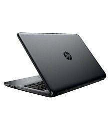 HP 15 BE012TU Notebook Core i3 (6th Generation) 4 GB 39.62cm(15.6) DOS Not Applicable BLACK