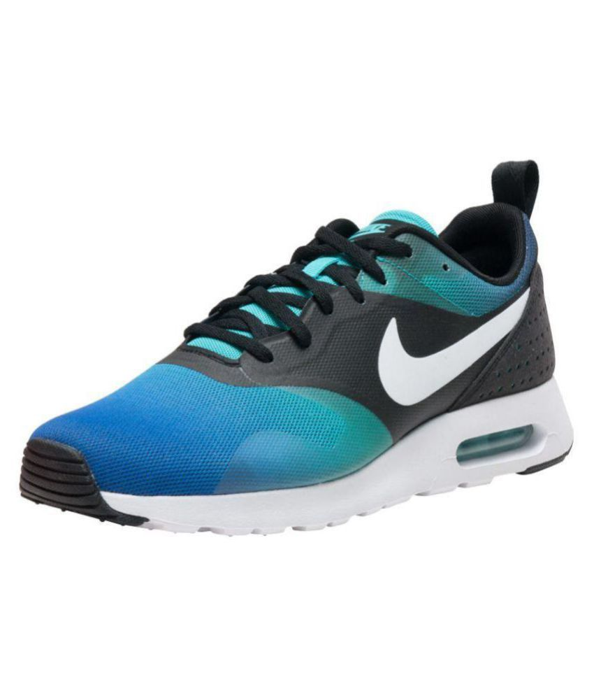 b159cd56ff Nike Airmax Tavas Blue Running Shoes - Buy Nike Airmax Tavas Blue Running  Shoes Online at Best Prices in India on Snapdeal