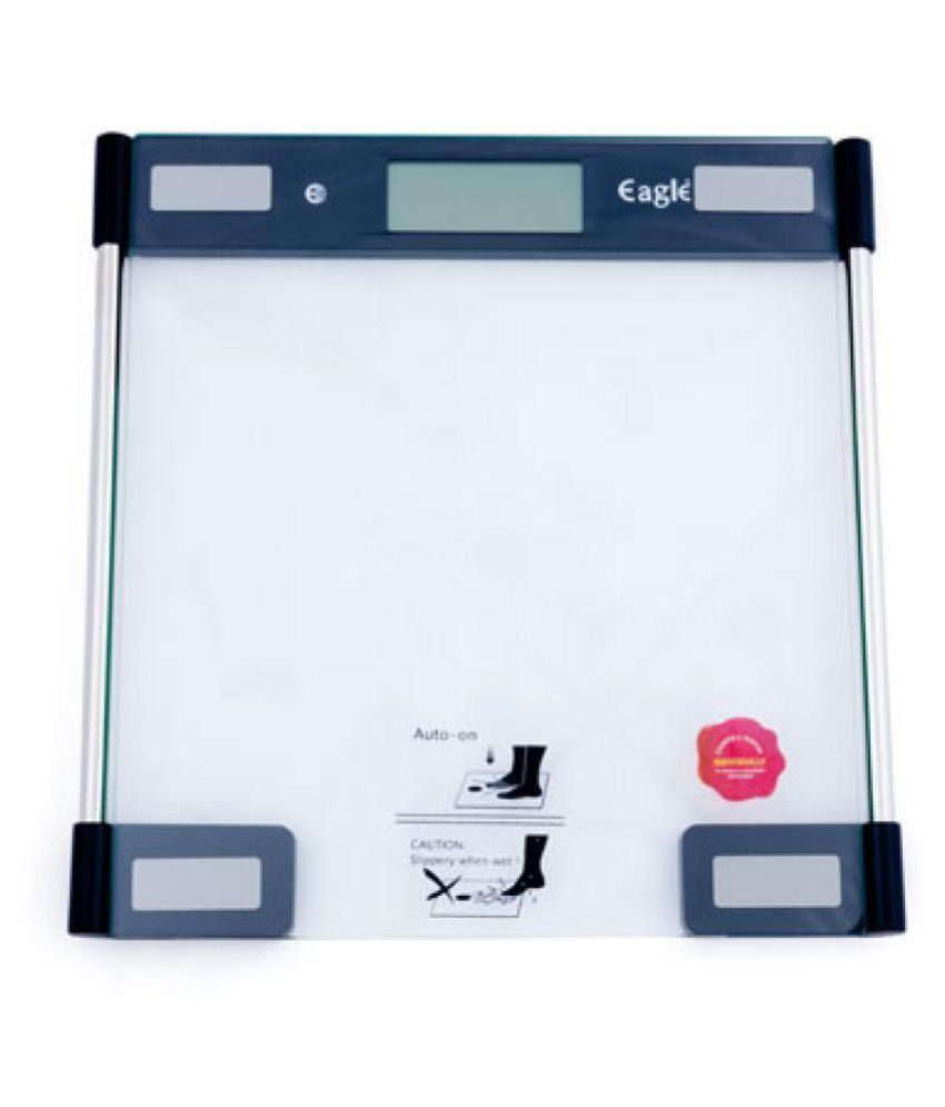 Eagle Eagle Electronic Personal Weighing Scale,Blue, Calibration 100 ...
