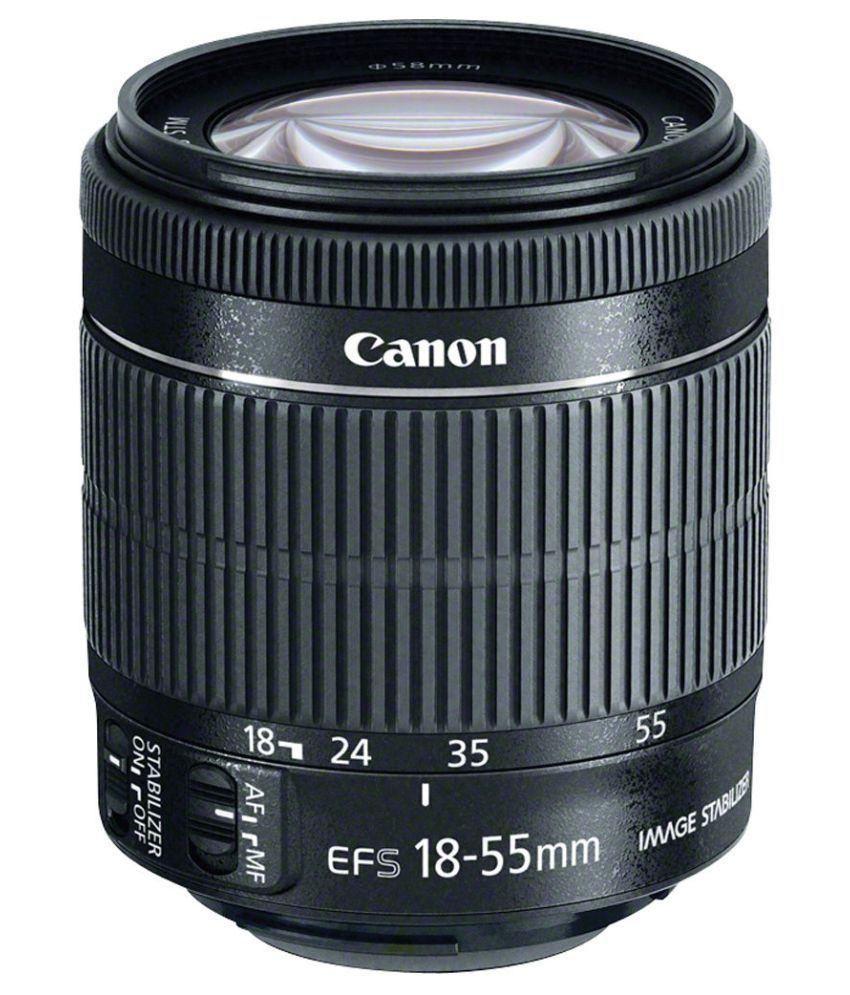 Canon STM Zoom Lens