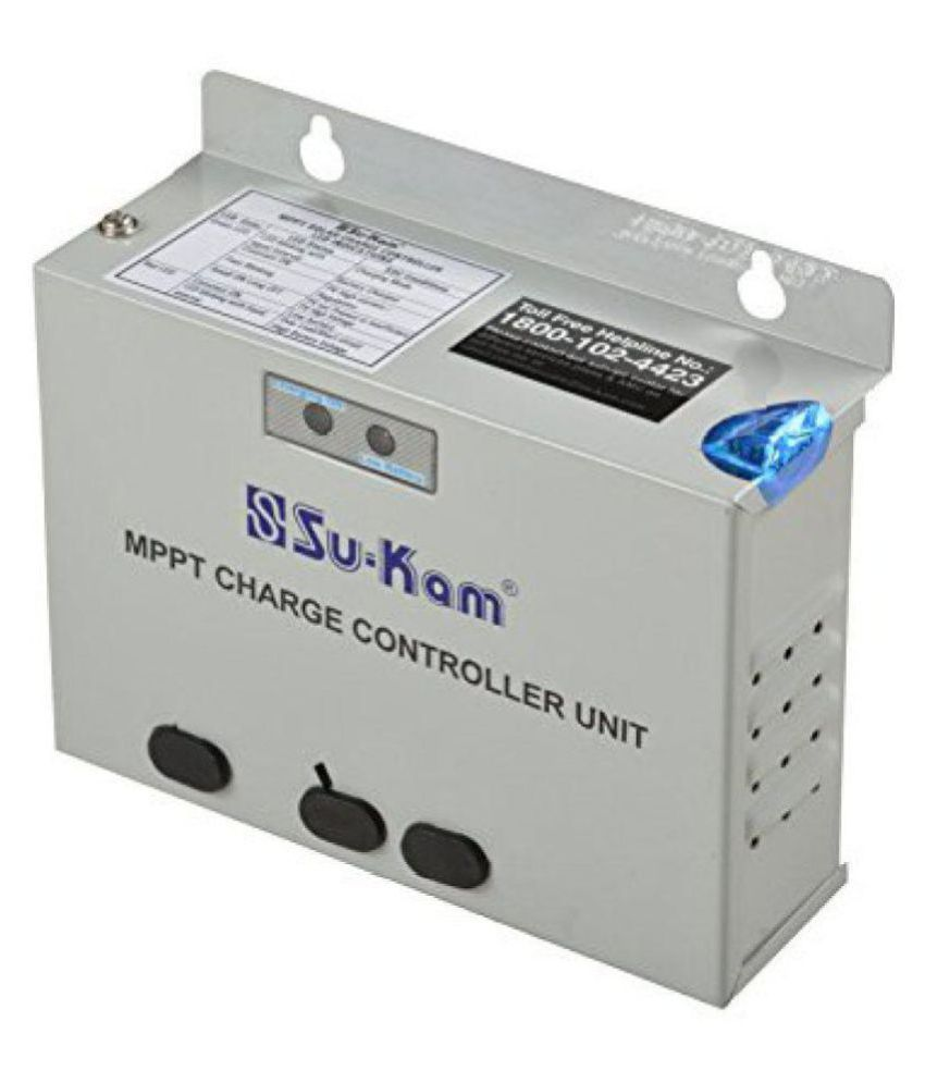 Sukam 12v 17a Lvd Mppt Solar Charge Controller Price In India Buy Circuit