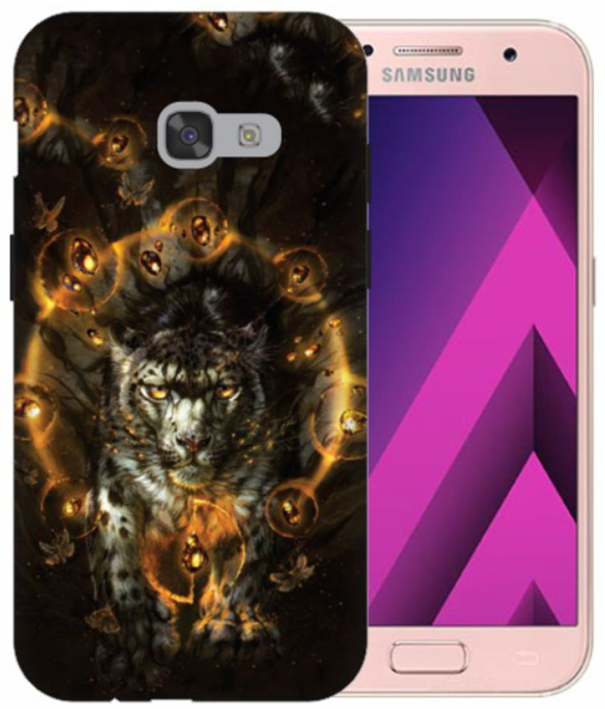 Samsung Galaxy A3 (2017) 3D Back Covers By Printland