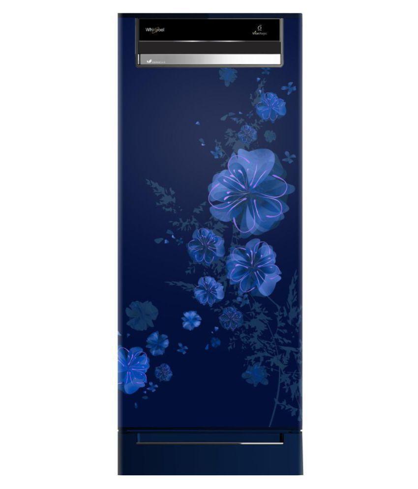 Whirlpool 200 Ltr 4 Star 215 Vitamagic ROY Single Door Refrigerator ...