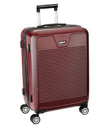 Pronto Maroon L(Above 70cm) Check-in Hard VECTRA + Luggage