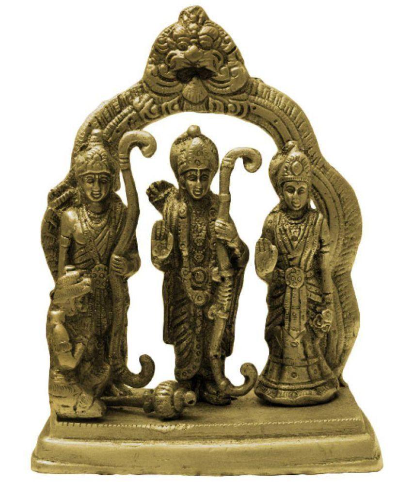 JY Ram Darbar Brass Idol