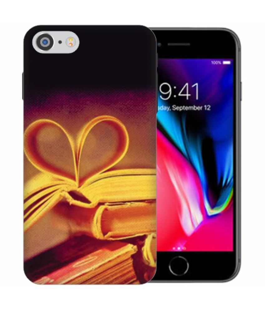 Apple iphone 8 3D Back Covers By Printland