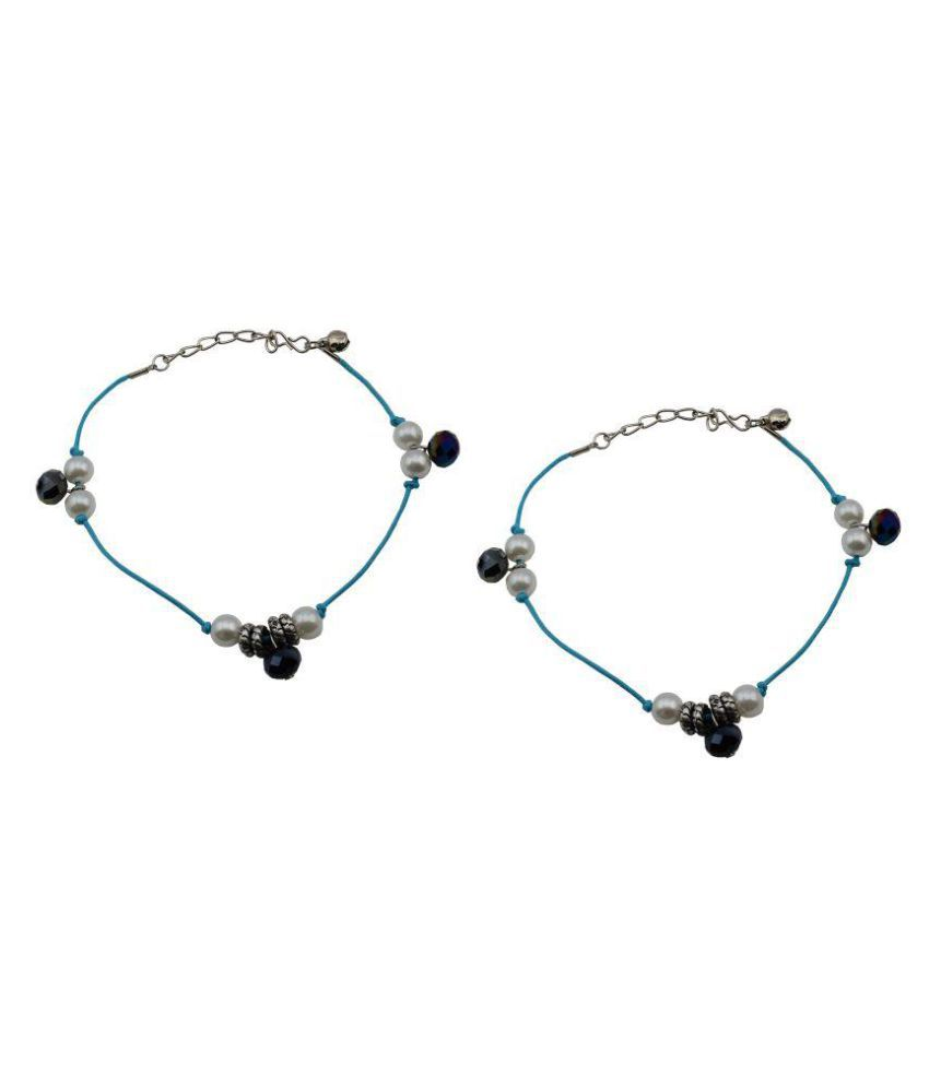 High Trendz Dazzle Collection Anklet For Women and Girls