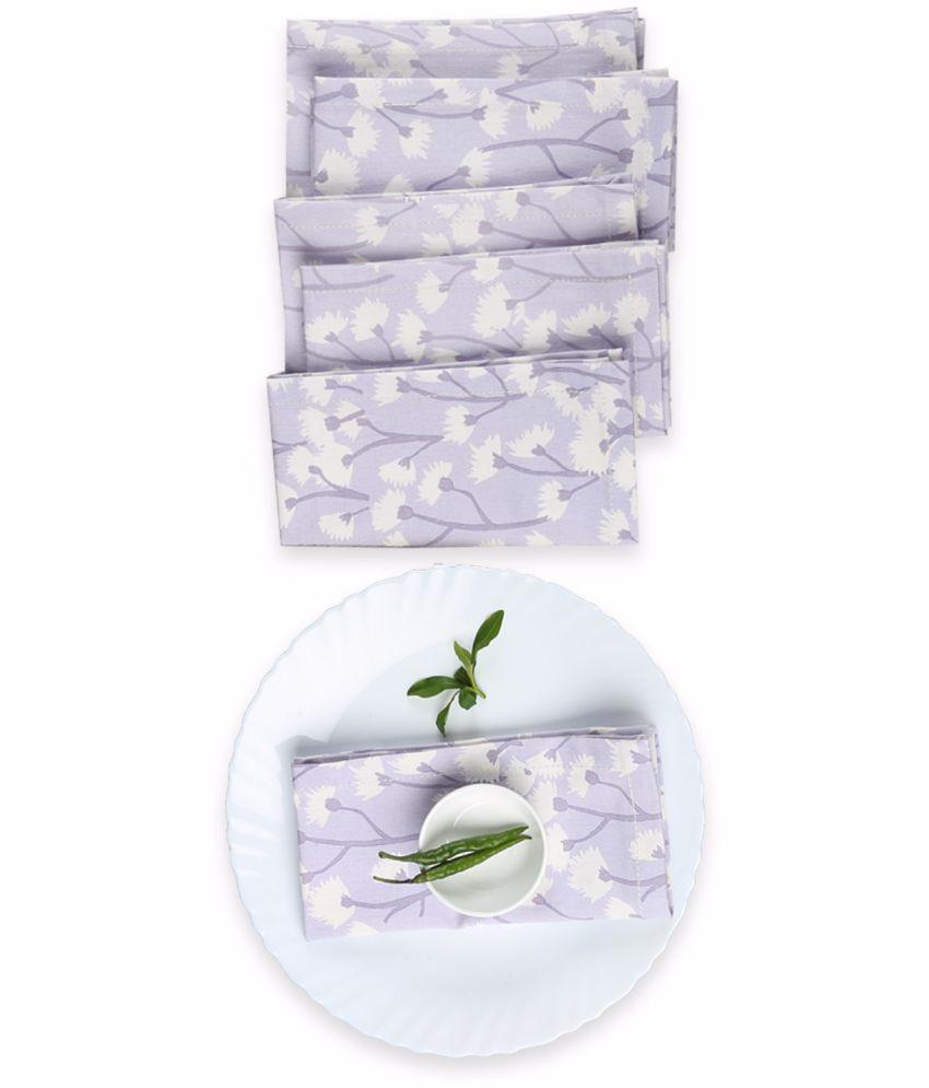 House This Set of 6 Cotton Napkin