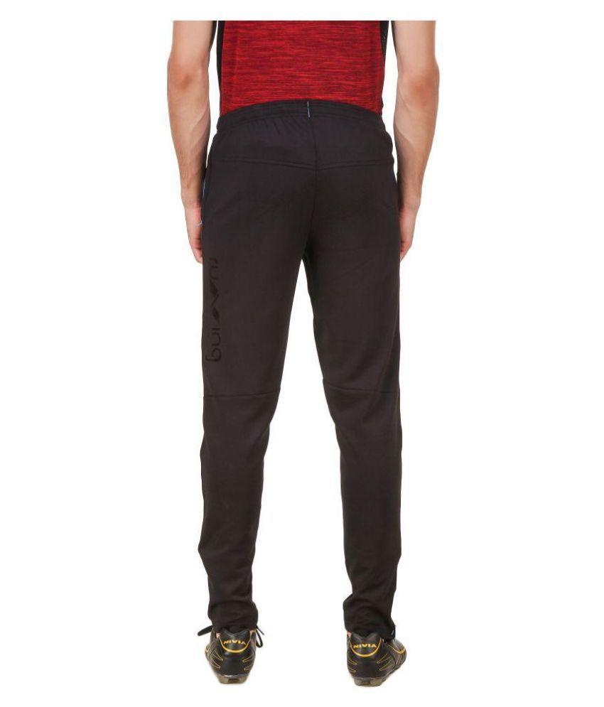 Nivia Blue Polyester Trackpants-2249XXL3