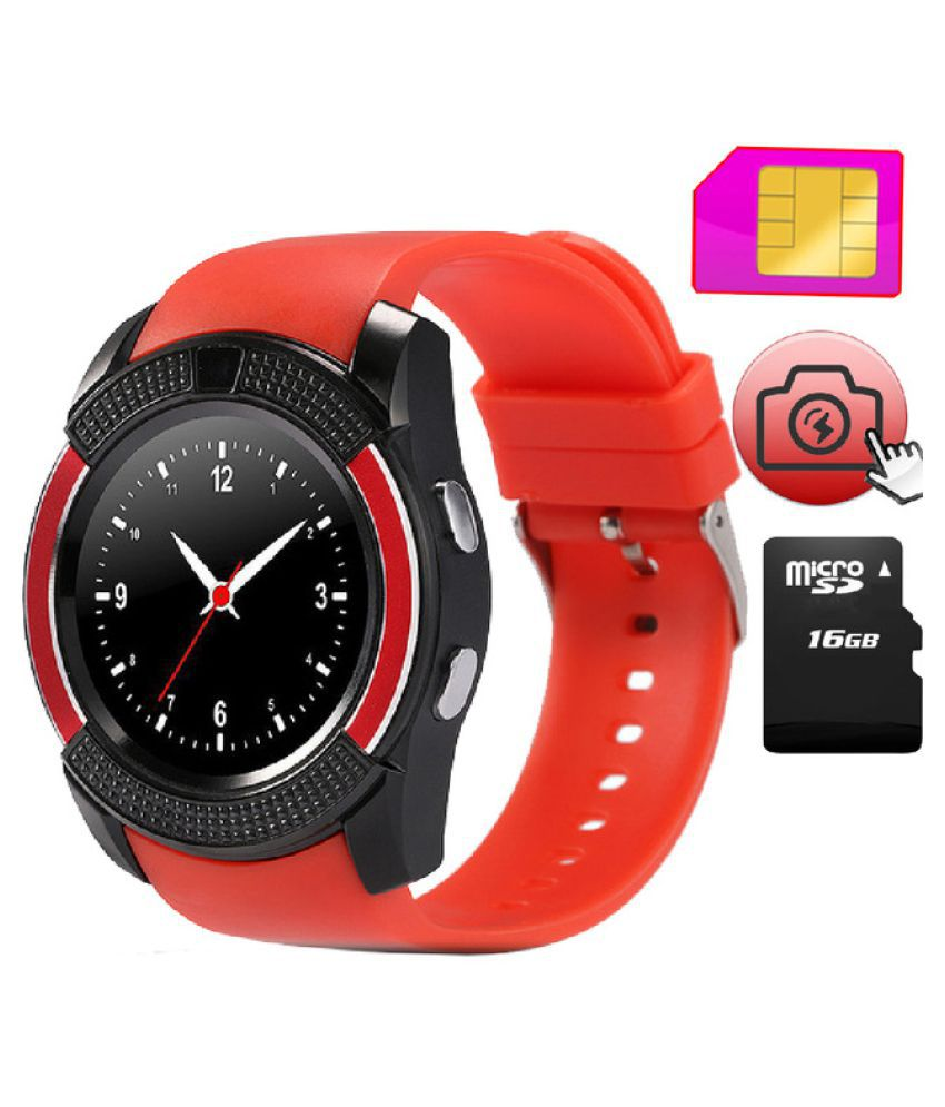 Mobile Link V9 Smartwatch suitable  for Canvas Sliver 5 Q450 Smart Watches