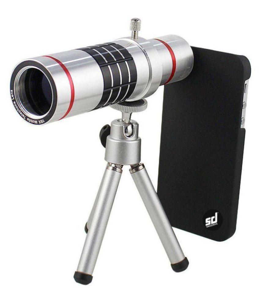 Smiledrive Iphone 8 Plus 18x Telescope Lens Kit Set Zoom Lens