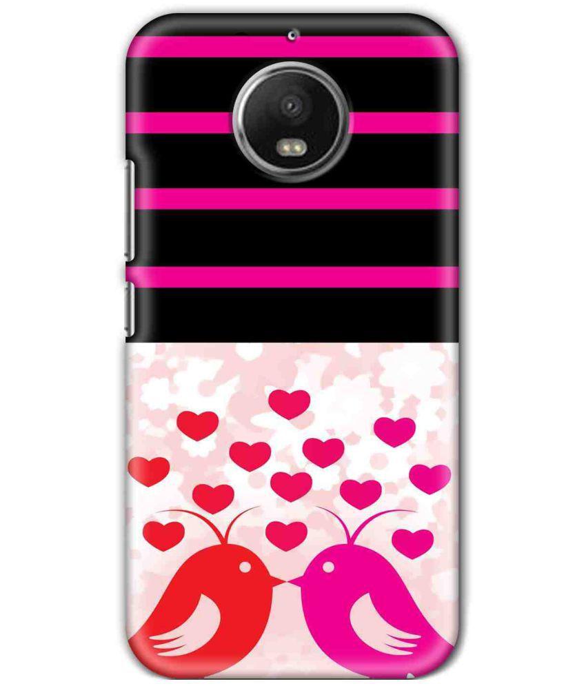 Motorola Moto G6 Printed Cover By SWAGMYCASE