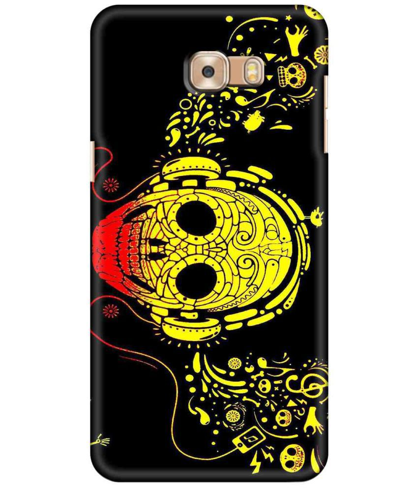 Samsung C7 Pro Printed Cover By SWAGMYCASE