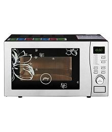 Godrej 19Ltr GMX 519 CP1 Convection Microwave White Rose