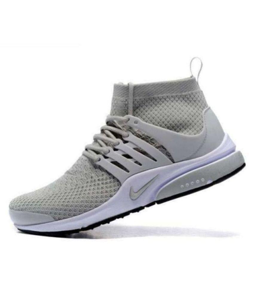 41a80bcb652e Nike Air Presto Blue Gray Running Shoes - Buy Nike Air Presto Blue ...