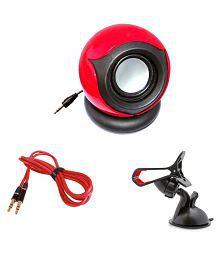 MINIFOX Aux, Mobile Stand, TBMS 0136 Portable Speaker