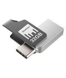 Strontium Nitro Plus 32GB USB 3.1 OTG Pendrive Single