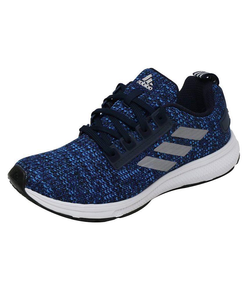 Adidas Legus U Navy Running Shoes - Buy
