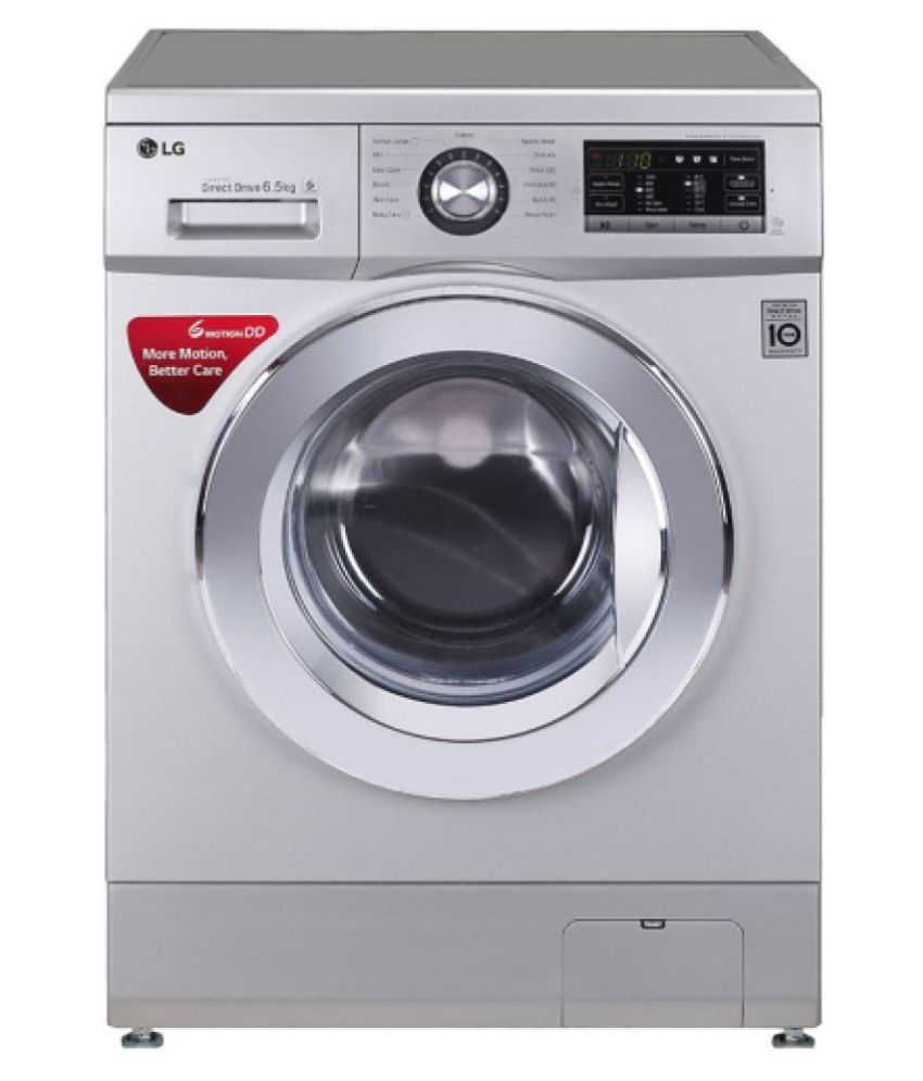 LG 6.5 Kg FH0G6WDNL42 Fully Automatic Fully Automatic Front Load Washing Machine