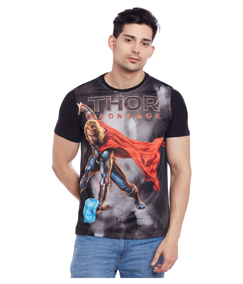 Marvel Avengers Multi Round T-Shirt