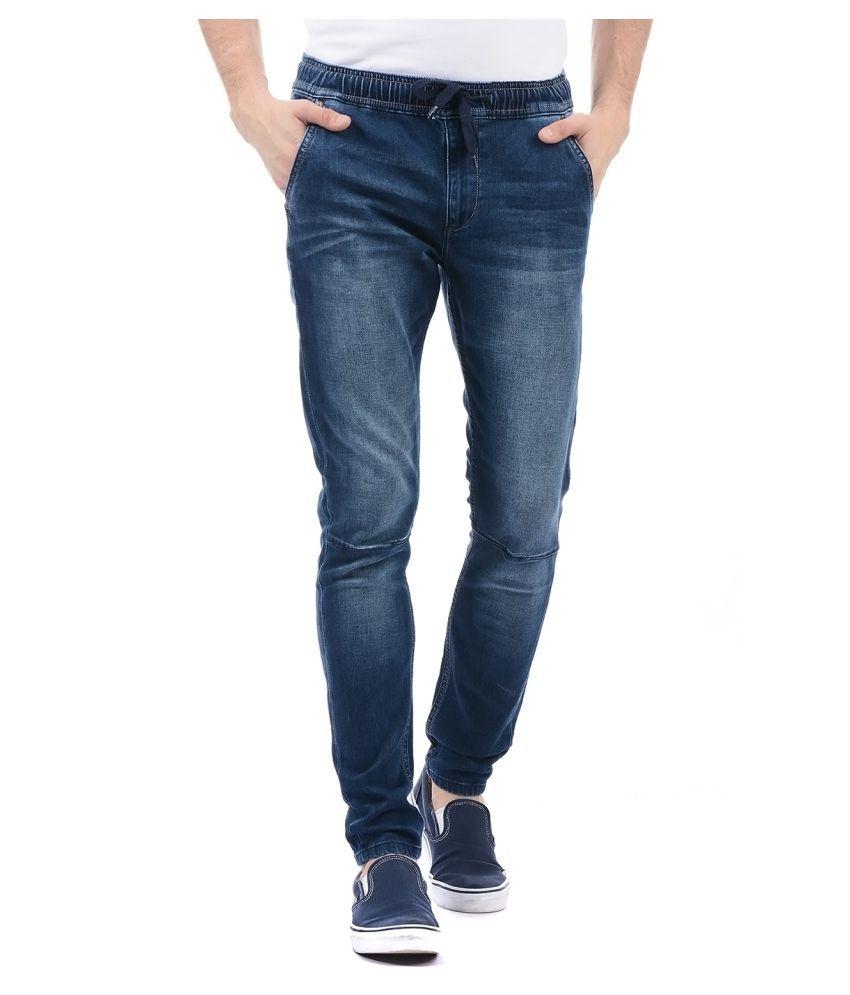 Pepe Jeans Blue Slim Jeans